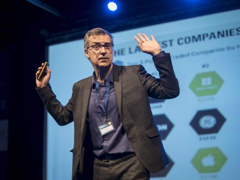"Carlos Cordon: ""Supply chain digitalization has unexpected benefits"""