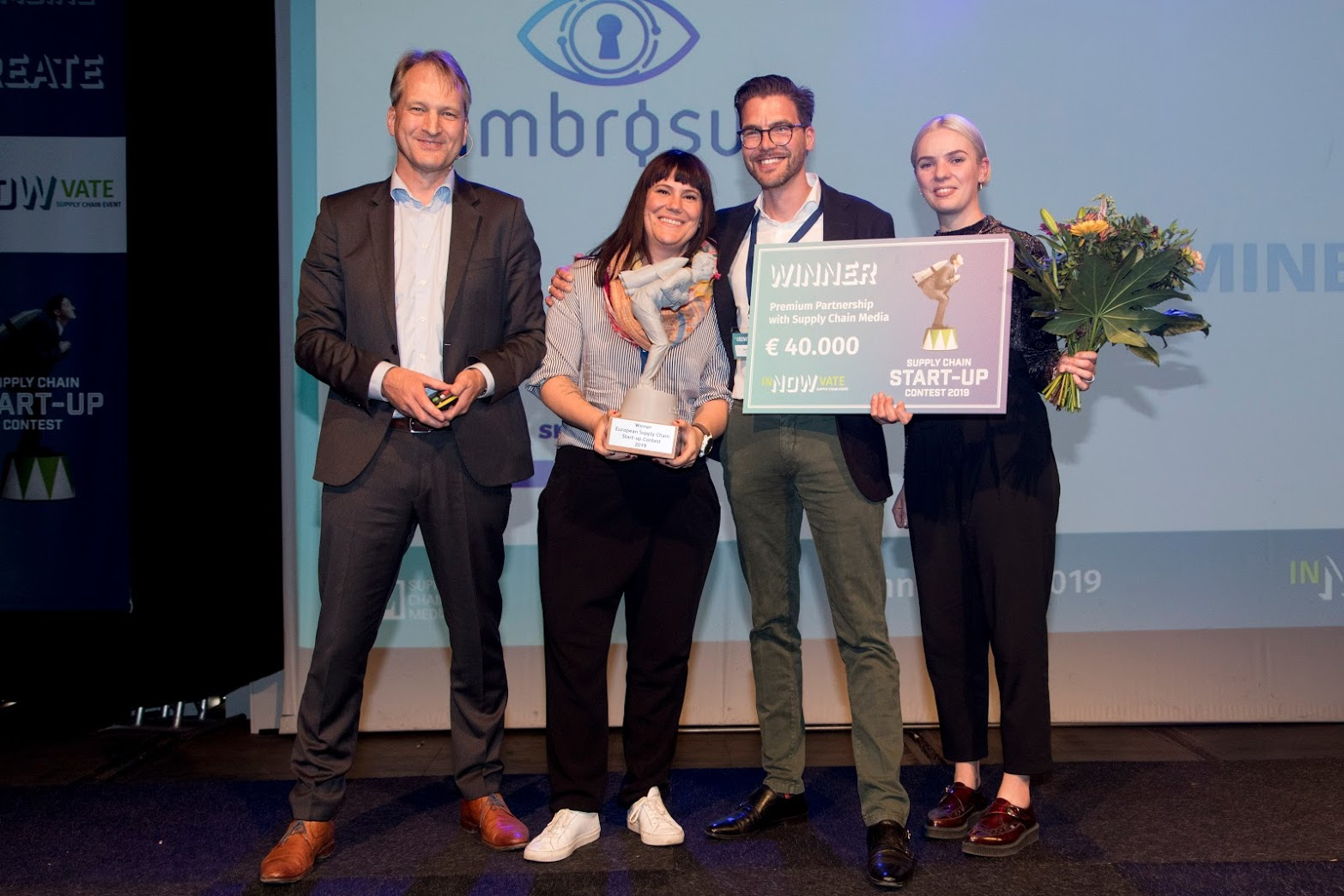Circular IQ wins second European Supply Chain Start-up Contest