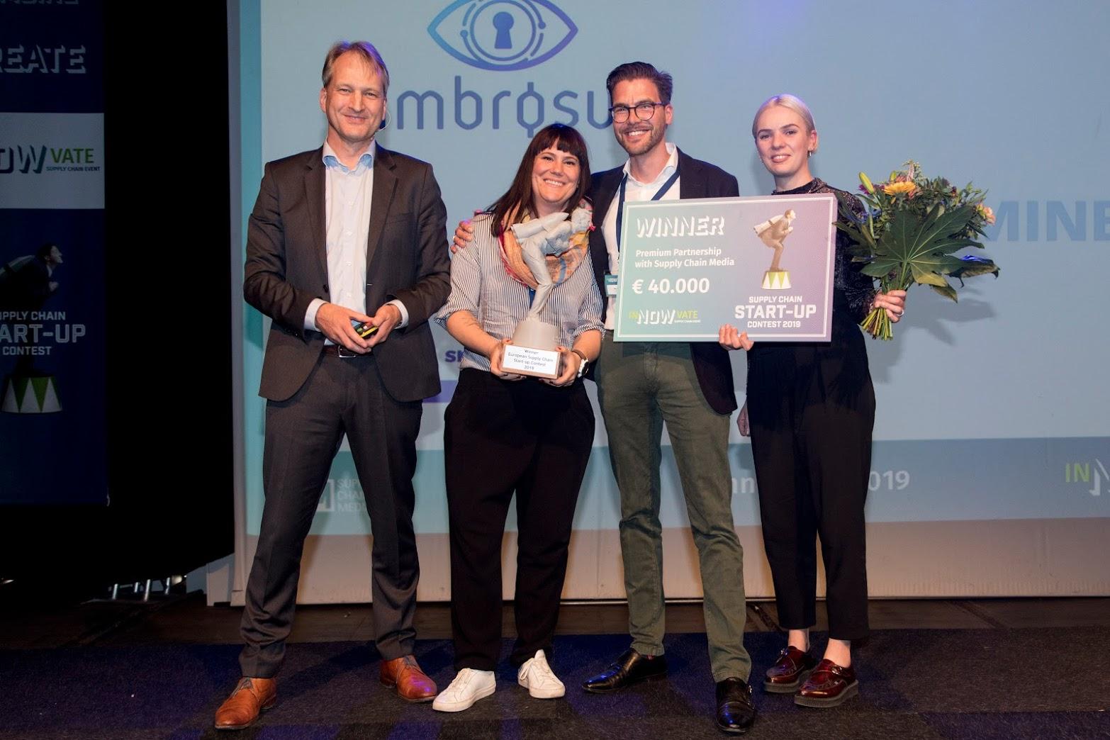 Circular IQ wins second European Supply Chain Start-up Contest