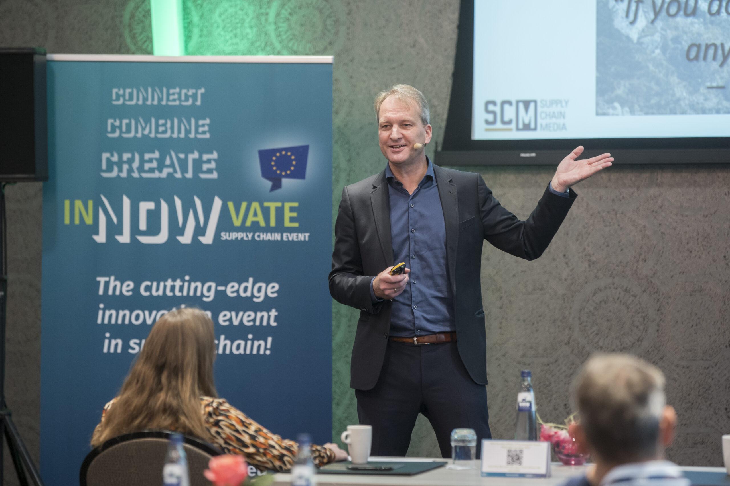 Martijn Lofvers: 'Innovating into the future'
